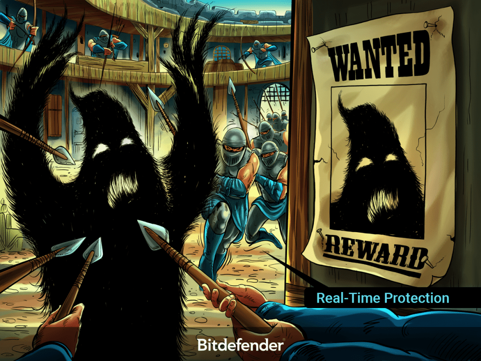 Bitdefender ปกป้องคุณจาก Ransomware ได้อย่างไร? (ตอนที่ 1)