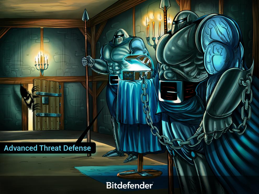 Bitdefender ปกป้องคุณจาก Ransomware ได้อย่างไร? (ตอนที่ 2)