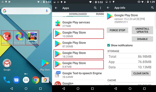 Adware-Packed Fake Apps Still Making Their Way to Google Play