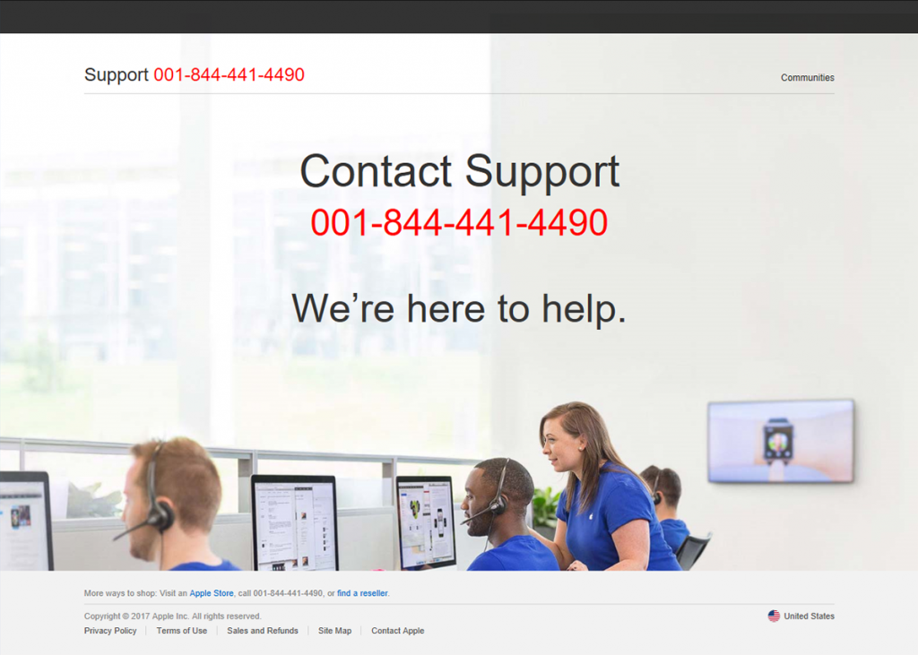 New one-click support scam skips the chit-chat and goes straight for your money