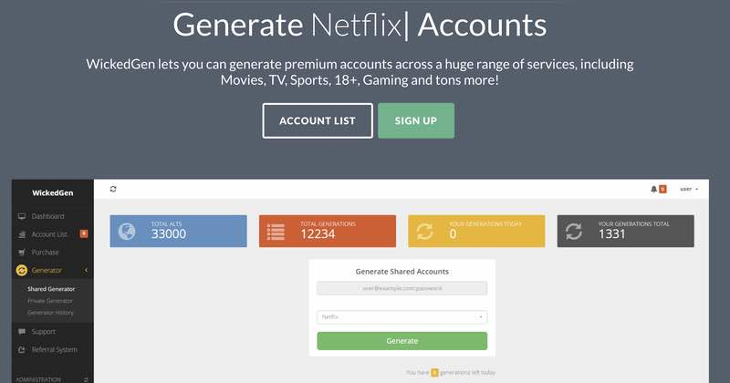 ชายหนุ่มถูกจับข้อหาขายรหัสผ่านจากบัญชี Netflix, Spotify และ Hulu เป็นมูลค่ากว่าหนึ่งล้าน