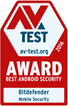AV-Test - Best Android Security - 2016