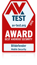 Avtest award 2016